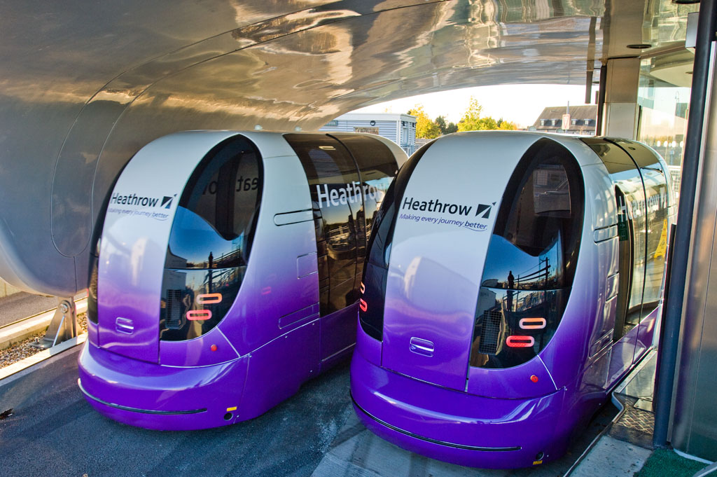 Two Heathrow Pods