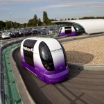 Landmark week for the Heathrow pod: 2nd Anniversary followed by the system's millionth driverless mile