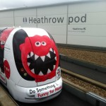 Heathrow Pods Go Funny For Money