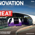 Heathrow Pod part of UKTI GREAT Campaign
