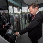 UK Minister Lord Green Visits the Heathrow pod