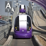 Heathrow pods transport passengers to the future